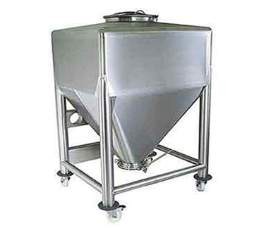 Bin Blender Machine Suppliers