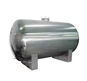 SS Storage Tanks Supplier
